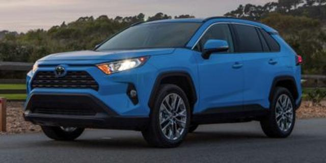 New 2019 Toyota Rav4 Le Awd Sport Utility In T57312 Wilde