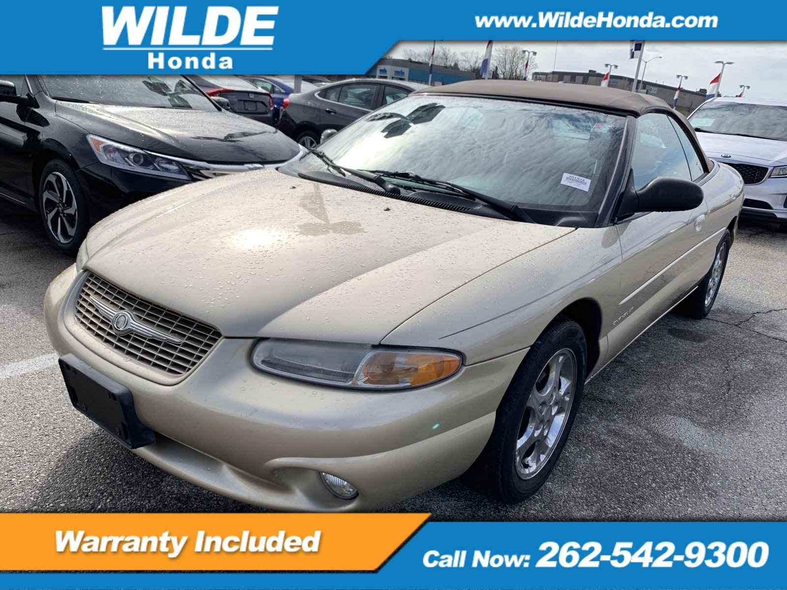 Pre Owned 2000 Chrysler Sebring Jxi