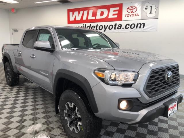 New 2020 Toyota Tacoma Trd Off Road Double Cab 6 Bed V6 A 4wd