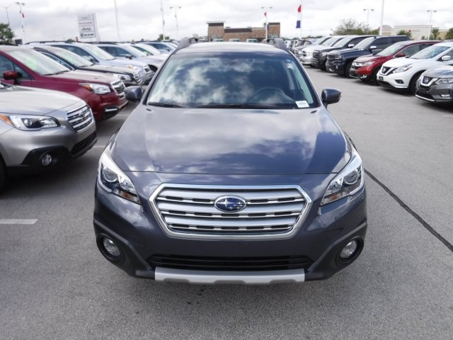 Certified Pre-Owned 2017 Subaru Outback Limited With Navigation & AWD