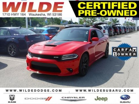 New 2019 Dodge Charger SXT Sedan in #23677 | Wilde